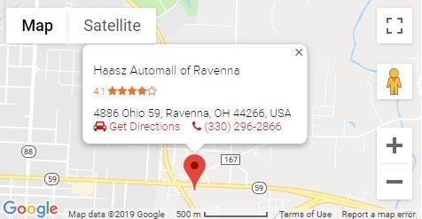 Car Dealership Near Akron Oh Haasz Automall Of Ravenna